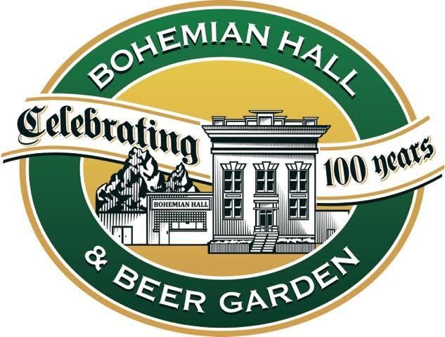 bohemian beer garden