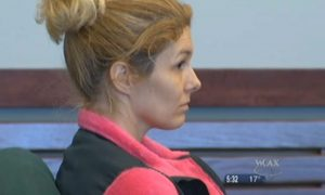 White Privilege At Its Best; White Woman Cuts Cops Throat With Knife & Is Acquitted Because She Said She Didn't Mean it