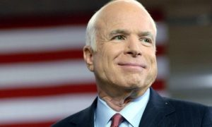 Former Presidential Candidate & Senator John McCain Dies At 81